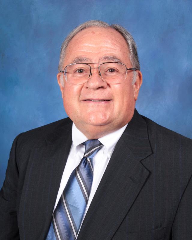Pastor Byron Herchenroder